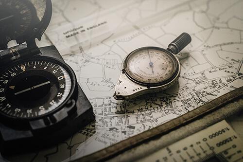 Navigáció specialitás búvárkodás